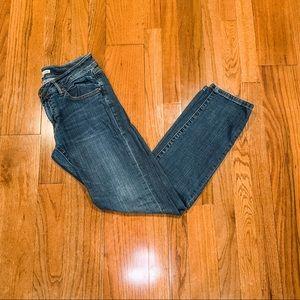 Cabi Straight Leg Jeans Size 2